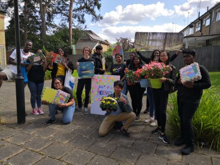 CAMHS and NCS mental health awareness project