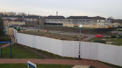 St Anns redevelopment works small