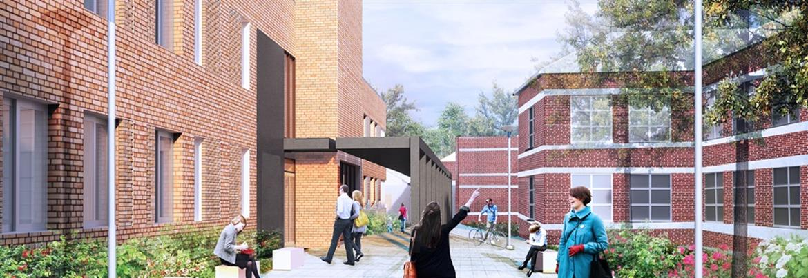Proposed new St Ann's Entrance