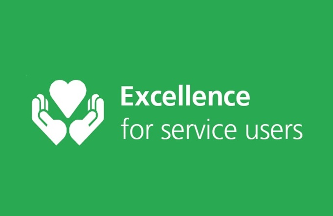 excellence for service users
